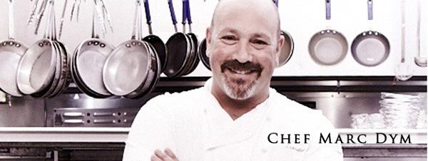 Chef Marc Dym